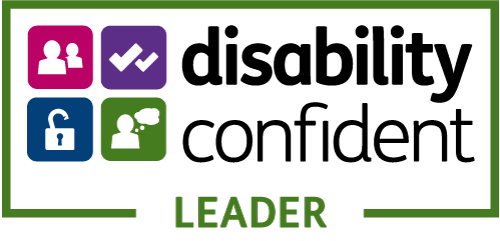 Disability Confident Leader logo.png